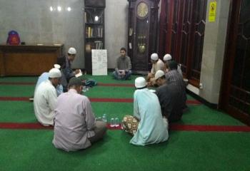 Halaqoh Tahsin Dewasa Masjid Nurul Iman